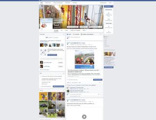 Folgen Sie uns auch auf Facebook