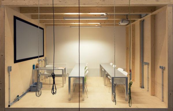 Trainingszentrum Innsbruck Seminarraum